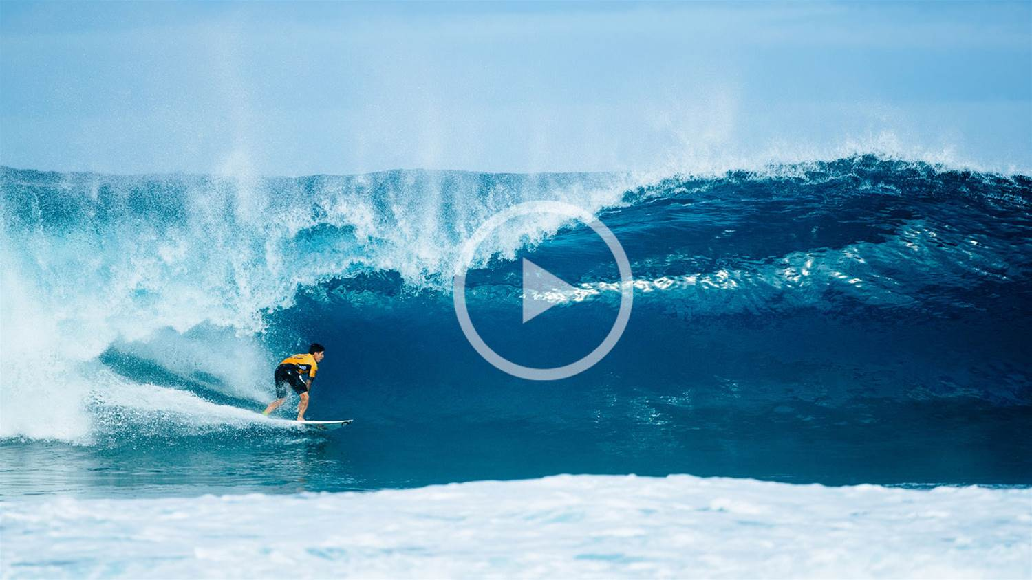 Behind The Scenes On Finals Day With Gabriel Medina