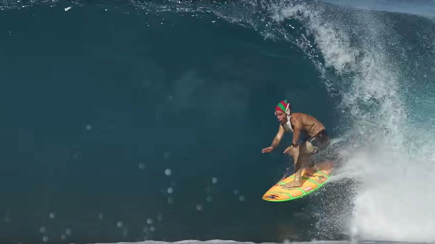 A Special Christmas Message From Mason Ho