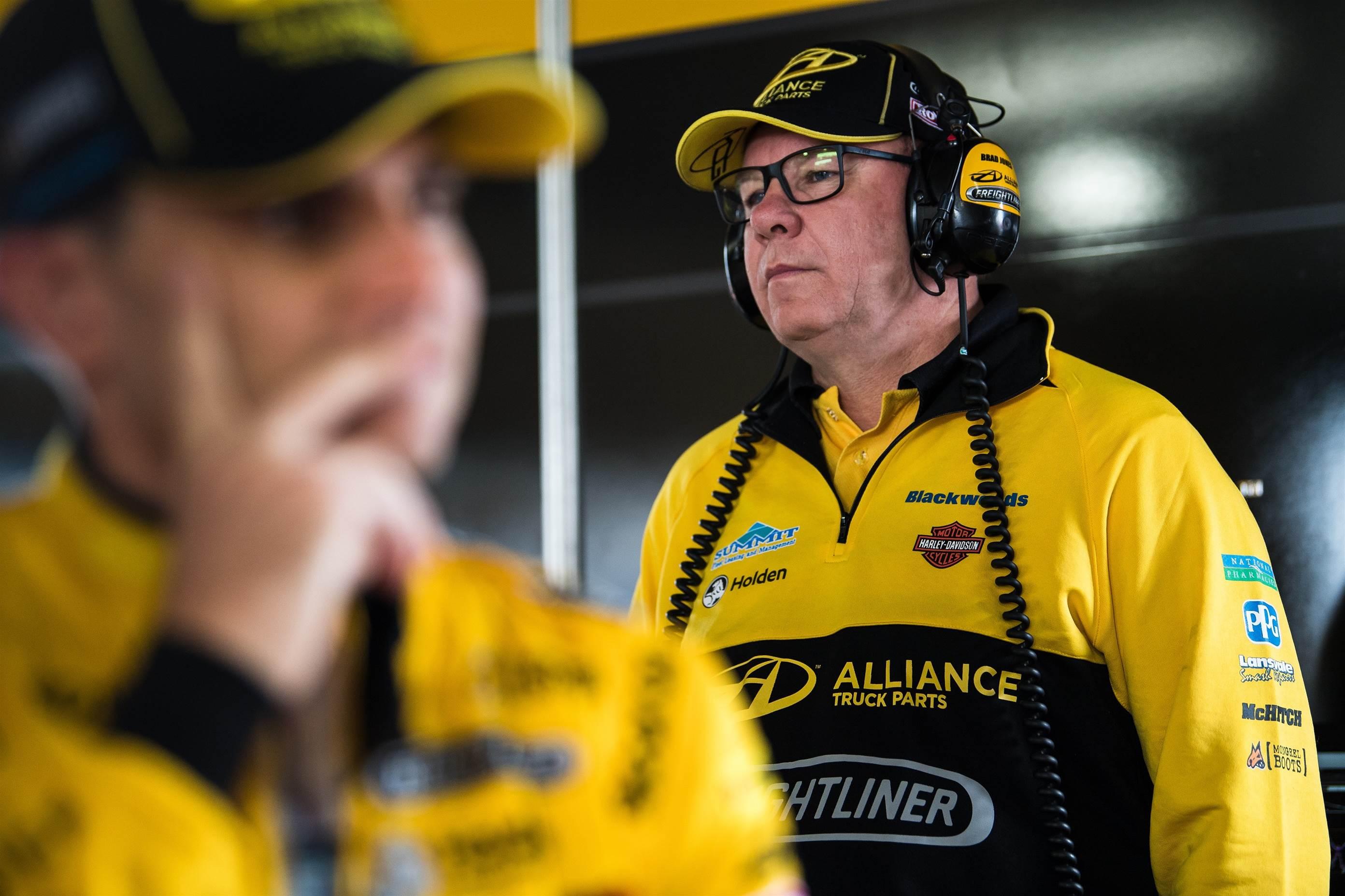 Brad Jones Racing to make 250th championship start at Phillip Island
