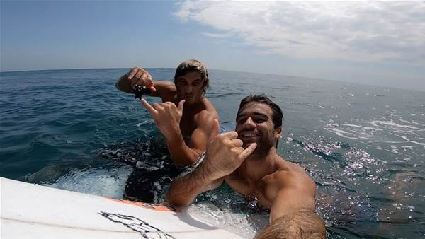 Clay Marzo and Mason Ho show you around inside some Bukit Chambers
