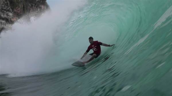 View the Padang Padang Cup Through the Eyes of Nate Florence