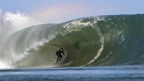 Join Brett Barley at the Biggest Skeleton Bay in Five Years
