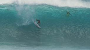 Mason Ho and Two Wild Days at Pipe