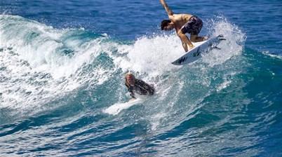 Mason Ho's Shark's Cove Session