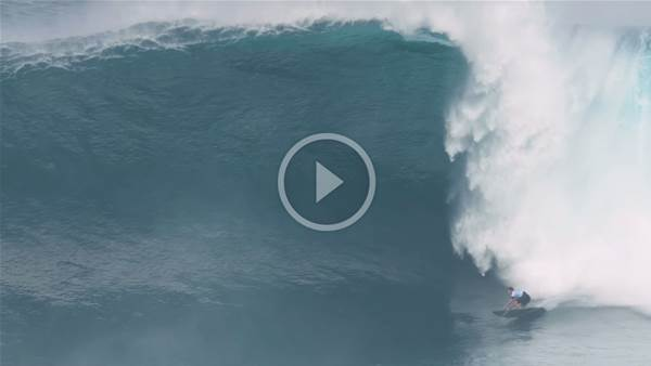 Nate Florence's Jaws Big Wave Championship Vlog is a Must Watch