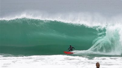 Watch: A Chiropractor's Dream Session at The Wedge