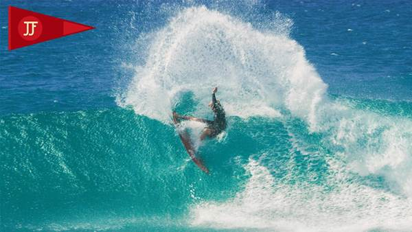 Watch: 26 Waves with John John Florence