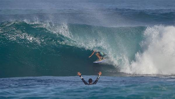 Watch: Mason Ho Steal the Show at Perfect V-Land