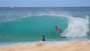 Watch: Mason Ho's Brief Sand Fantasy