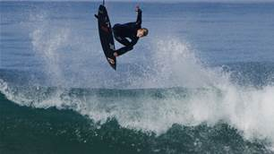 Watch: Kolohe Andino Tear Up His Hometown