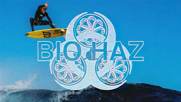 Watch: Harry Bryant Go Bananas in 'Bio Haz'