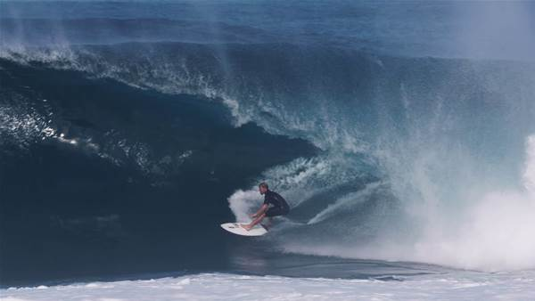 Watch: The Day John John Florence Raised the Bar at Backdoor