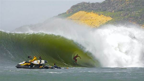 Watch: The Moroccan Super Swell with Koa Smith