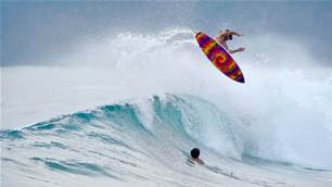 Watch: Moson Ho gets Remote in Indo