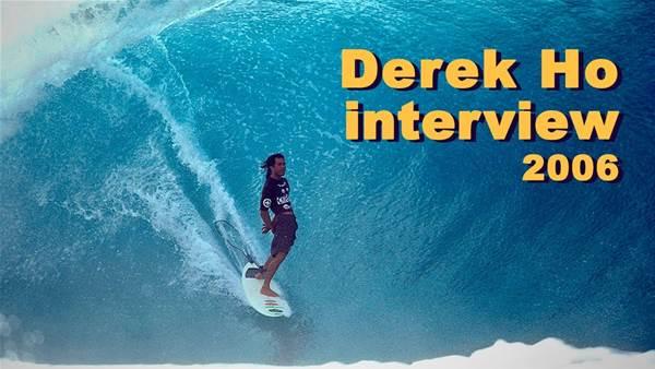 Derek Ho Talking Story