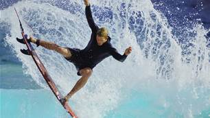 John John Florence Blesses us with Australian Surf Content While Sidelined with Injury.