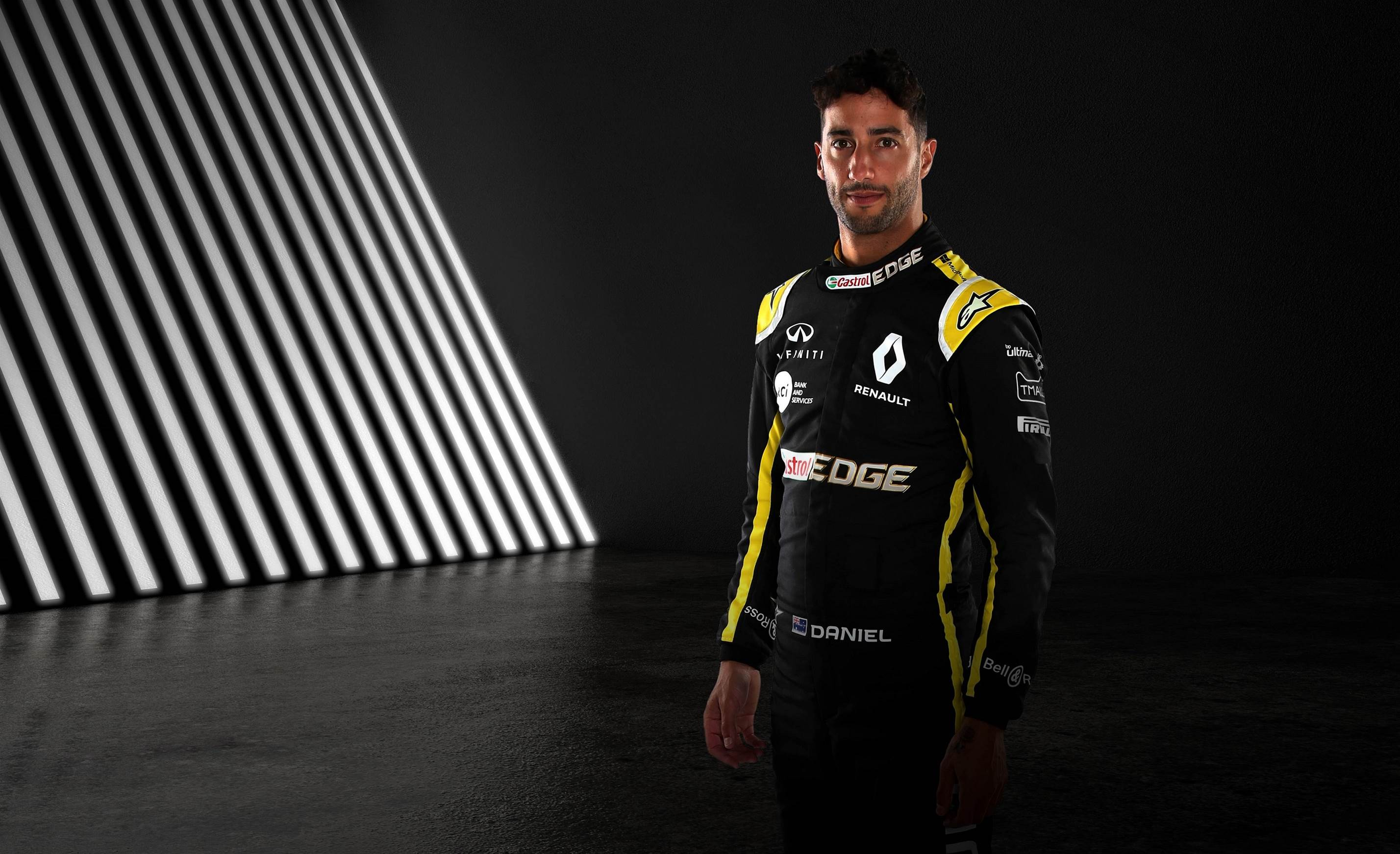 Video: Ricciardo looks ahead to Renault race debut