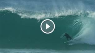 Owen Wright, Connor O'Leary & Stu Kennedy Score A Northern NSW Breakwall