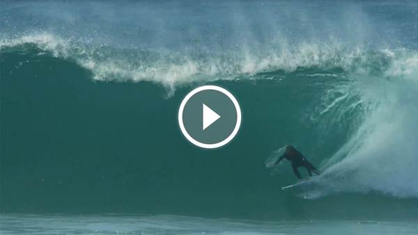 Owen Wright, Connor O'Leary & Stu Kennedy Score A Northern NSW Breakwall