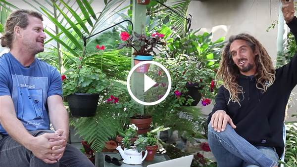 Occ-Cast: Rob Machado Sits Down With Occy