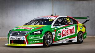 Castrol renews with Kelly Racing