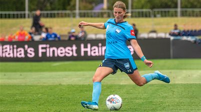 Watch! Ally Green joins A Game Of Two Halves!