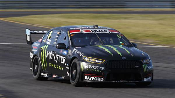 Tickford ready for massive Bathurst assault - video