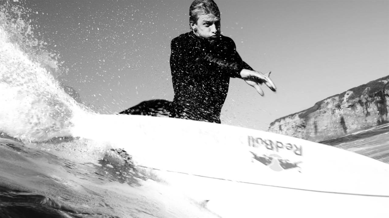 Kolohe Andino is Suffering from Cabin Fever