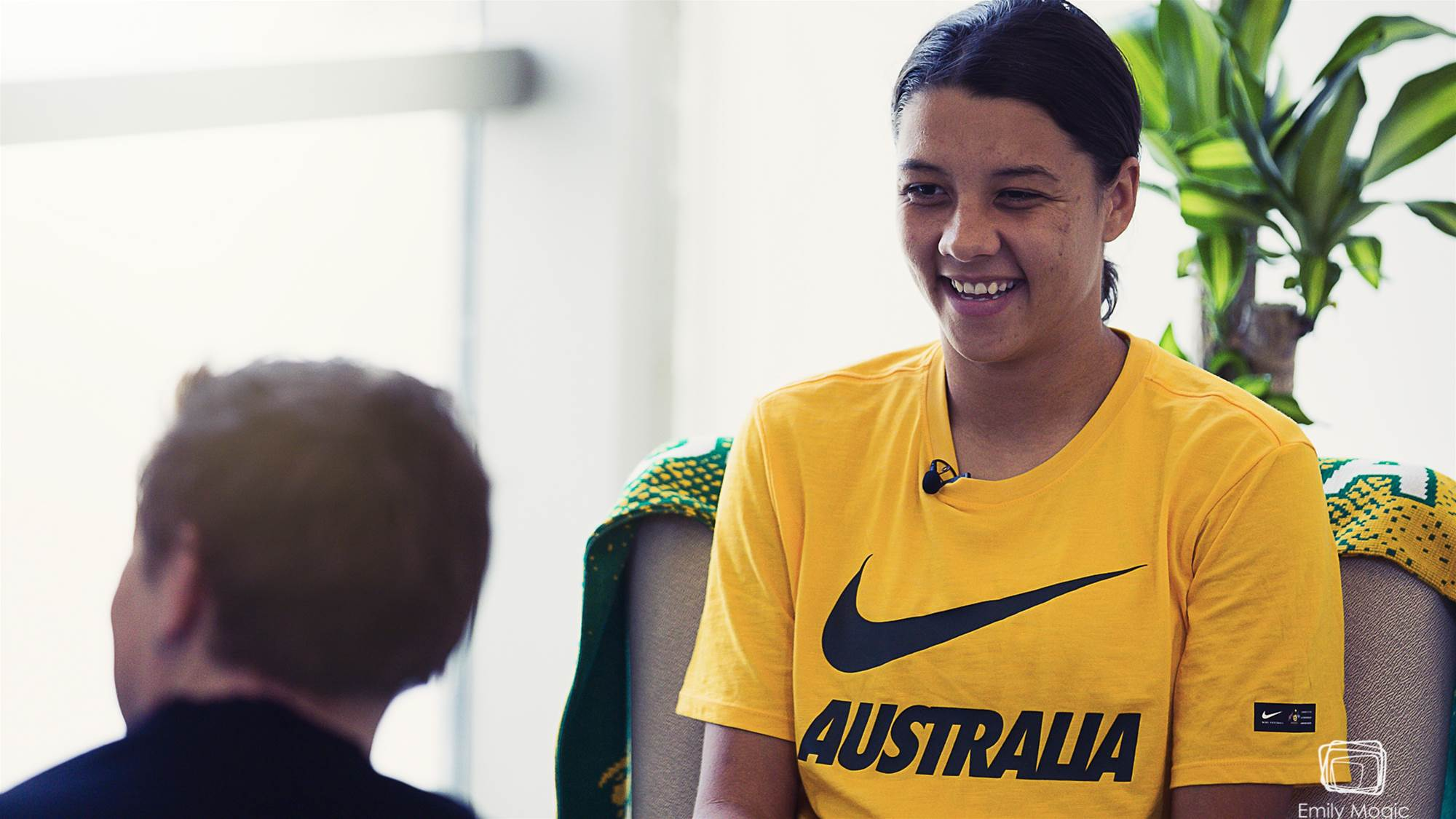 8 Years On: Sam Kerr