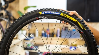 TESTED: Michelin DH22 and DH34 MTB tyres