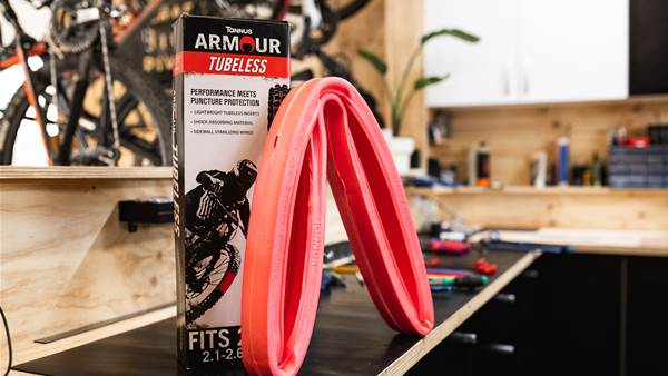 TESTED: Tannus Armour Tubeless inserts