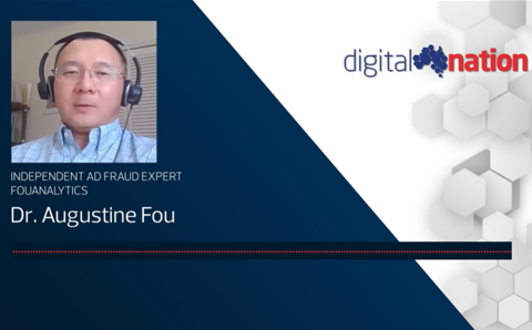 """""""We haven't solved ad fraud because we don't want to"""": Augustine Fou"""