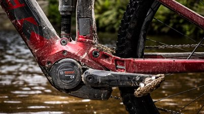 We ride the all-new Bosch eMTB motor