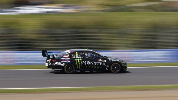 Tickford prepares for Falcon finale in Newcastle