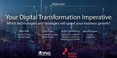 Your Digital Transformation Imperative