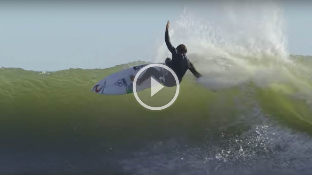 Conner Coffin At Rincon Is Easy On The Eyes