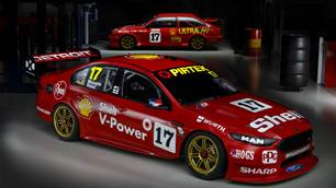 McLaughlin sees red at Supercars Sandown 500 retro round