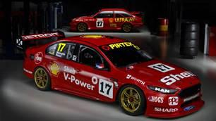 McLaughlin sees red at Supercars Sandown 500 retro round