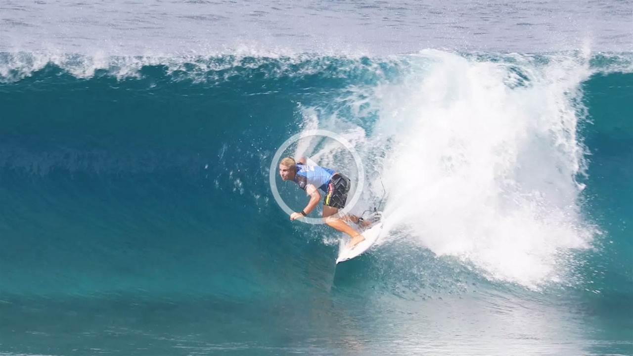 Ethan Ewing's Hawaiian Season