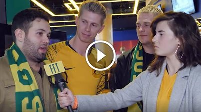 FFT Fan TV: World Cup verdict by Socceroos' supporters