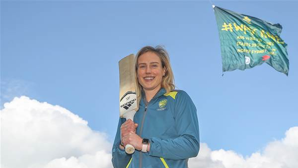 Ellyse Perry: This is our year...