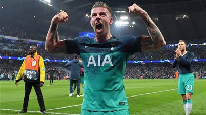 Watch: A goal too VAR as Spurs rock Manchester City
