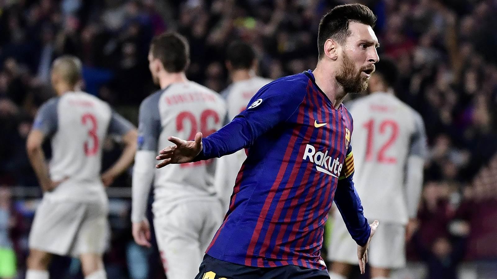 Watch! Barcelona vs Liverpool