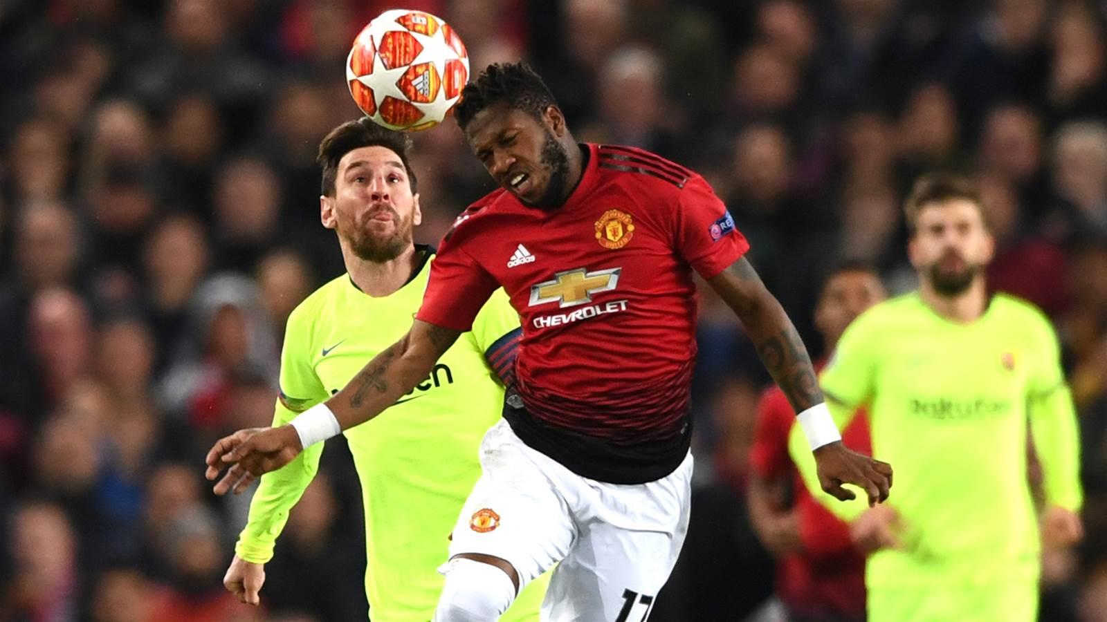 Watch: Manchester United v Barcelona