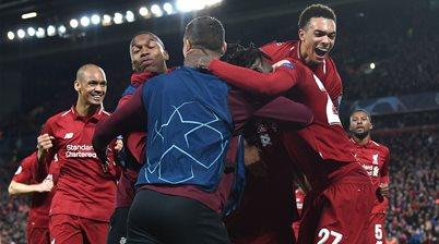Watch! Liverpool's amazing win over Barcelona
