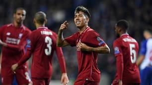 Watch: Porto vs Liverpool