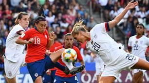 Watch! USA vs Chile