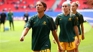 Watch! Matildas great rips into Oz tactics
