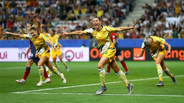 Watch! Norway shatter Matildas hearts
