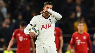 Watch! Bayern smash Spurs
